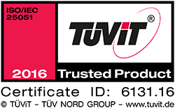 TUV Nord Group certification