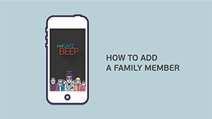 02. How to add a family member